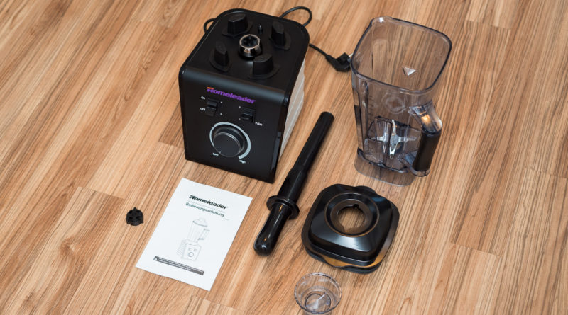 Powermixer Küche   Homeleader Standmixer K12 025 Power Mixer Kufeldt Produkttests