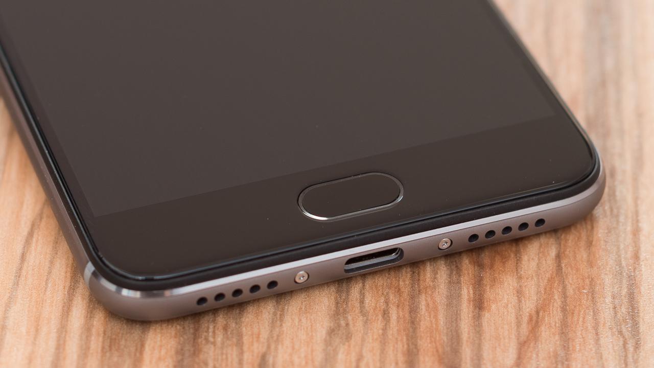 "UMI Z 5,5"" Smartphone - Fingerabdruckscanner"