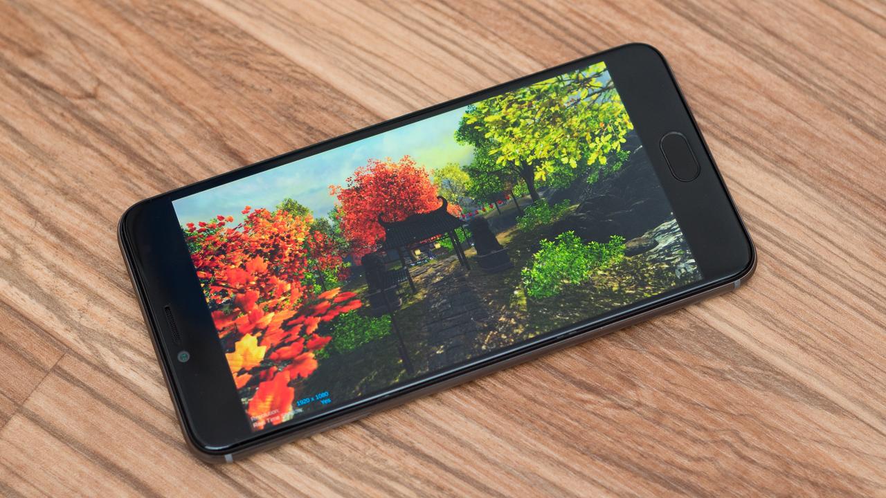 "UMI Z 5,5"" Smartphone - Bildschirm"