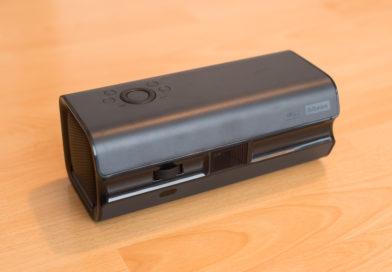 iRULU HiBeam H6 Mini DLP Projektor / Beamer