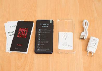 Cubot Power Smartphone