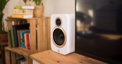 Q Acoustics 3020i Regallautsprecher