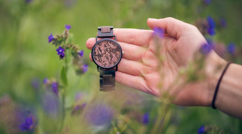 Holzkern Medina Armbanduhr – City Trip Kollektion (36 mm)