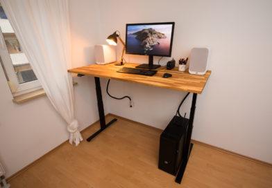 Boho Office Easydesk Line elektrisch höhenverstellbarer Schreibtisch